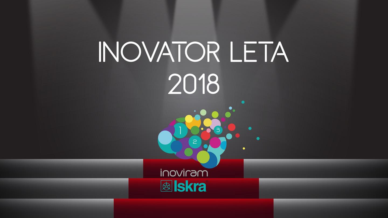 Iskra inovator leta 2018