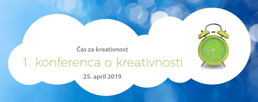 Konferenca o kreativnosti 2019